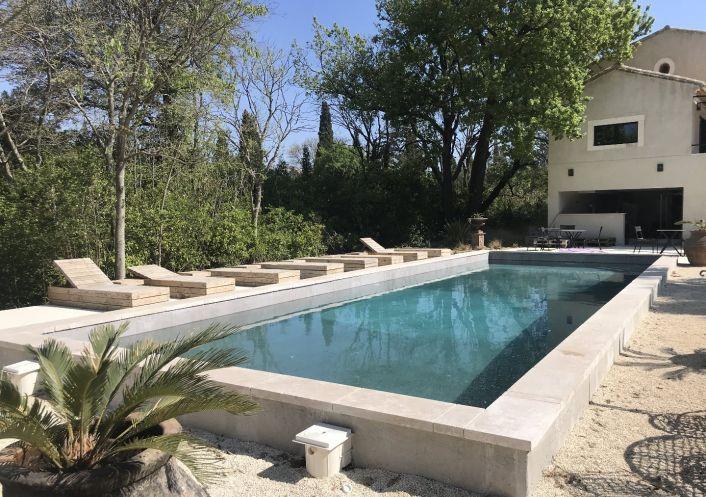 en location saisonni�re Maison contemporaine Saint Remy De Provence | R�f 13026424 - Reseau provence immobilier