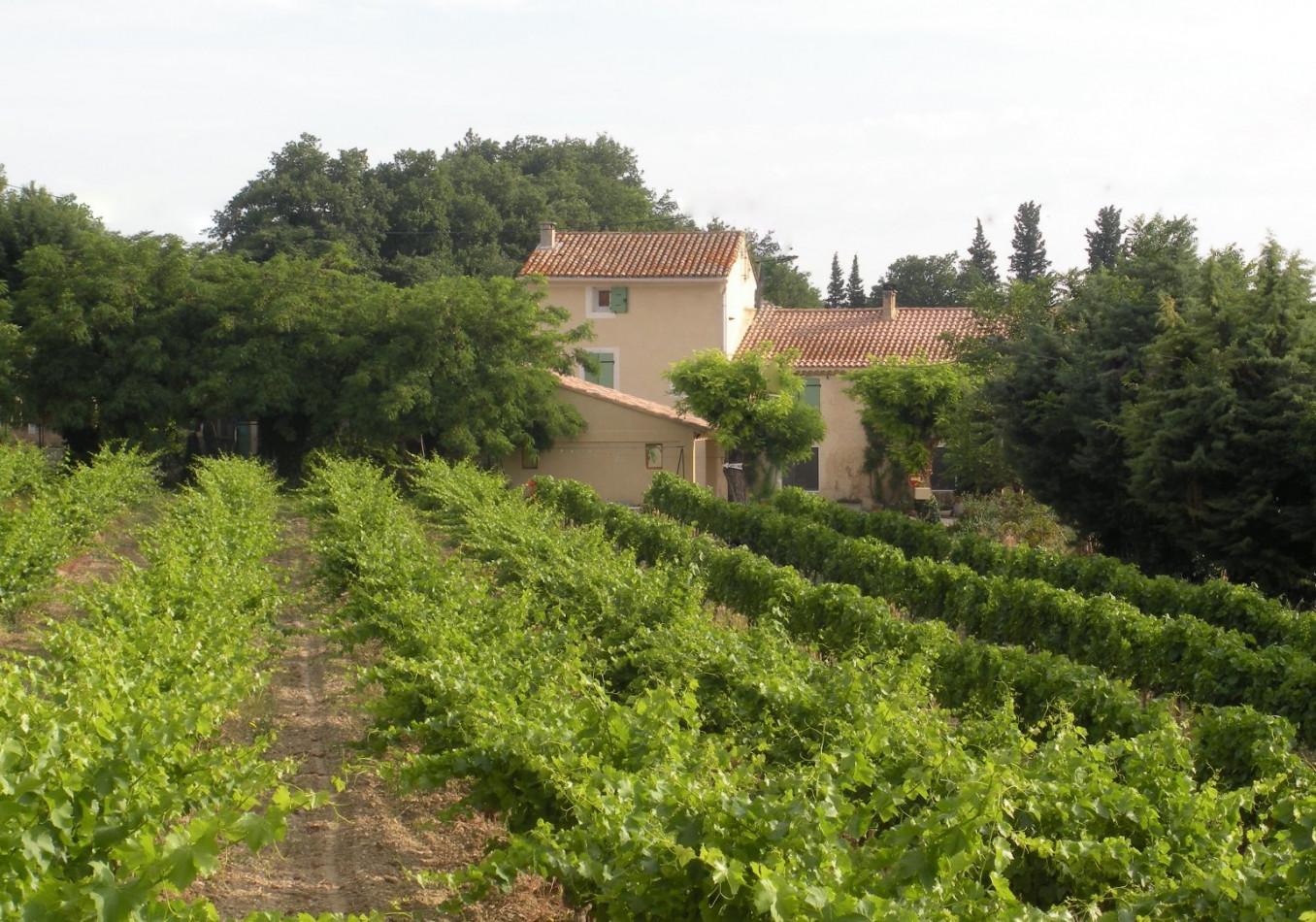 A vendre  Courthezon | Réf 1302694 - Reseau provence immobilier