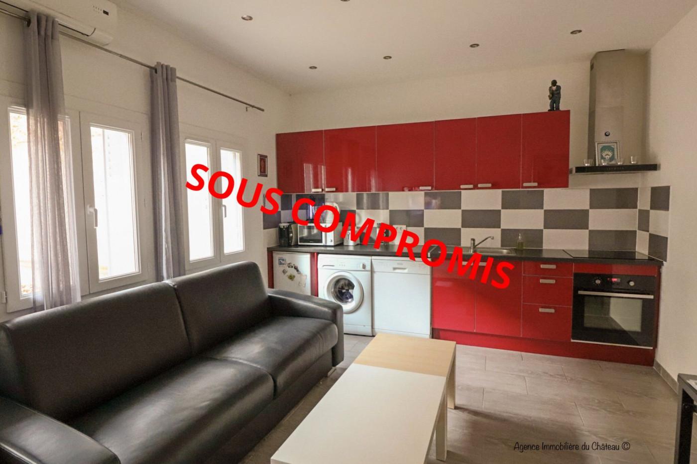 A vendre  Marseille 8ème   Réf 130301 - Agence immobilière du château