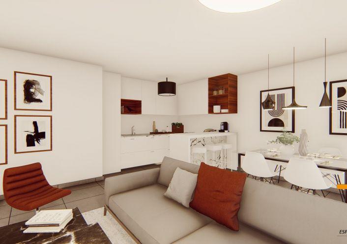 A vendre Appartement neuf Aix En Provence   Réf 1303340 - Espace en travaux