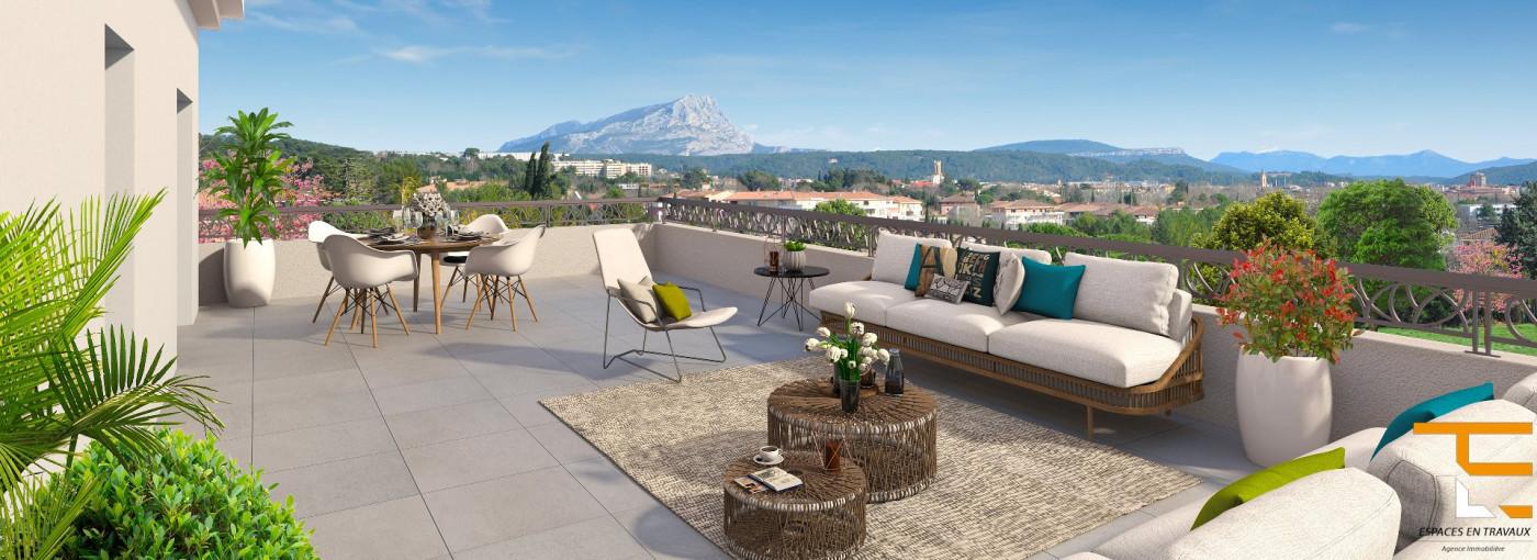 A vendre  Aix En Provence | Réf 1303341 - Espace en travaux