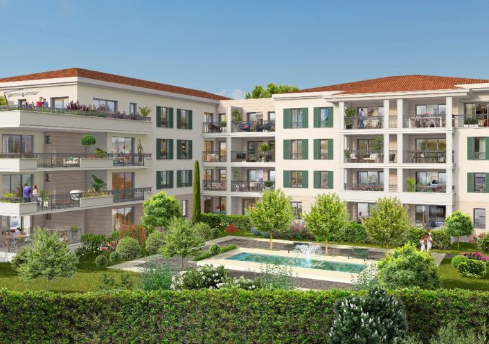 A vendre Appartement en résidence Aix En Provence   Réf 1303343 - Espace en travaux
