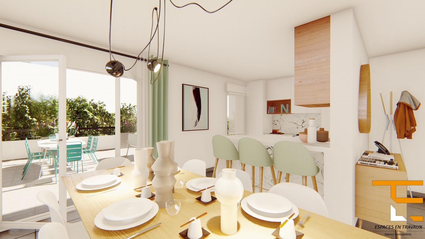 A vendre  Aix En Provence   Réf 1303343 - Espace en travaux