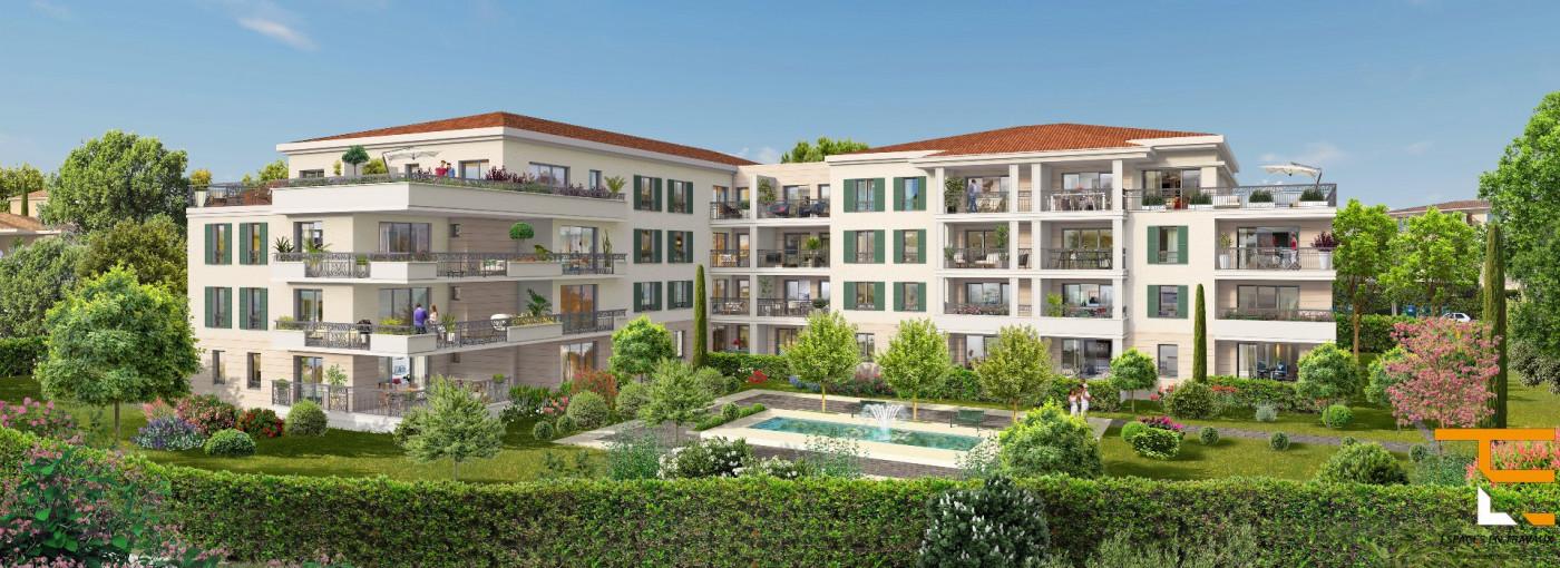 A vendre  Aix En Provence   Réf 1303344 - Espace en travaux