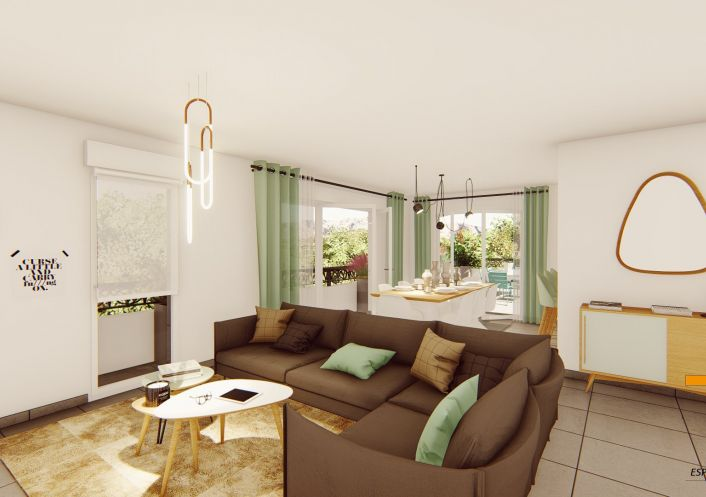 A vendre Appartement neuf Aix En Provence   Réf 1303344 - Espace en travaux