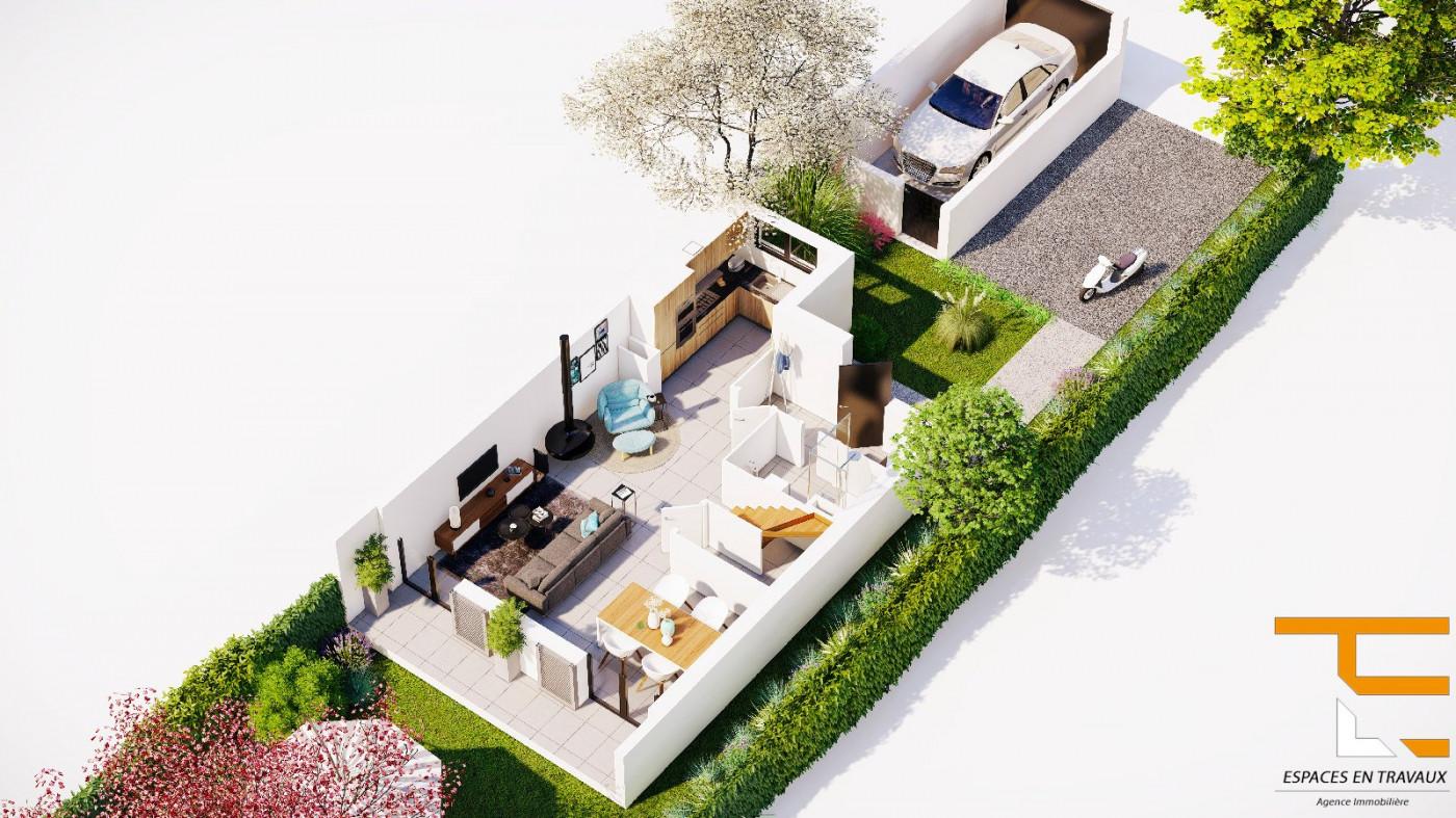 A vendre  Ventabren   Réf 1303355 - Espace en travaux