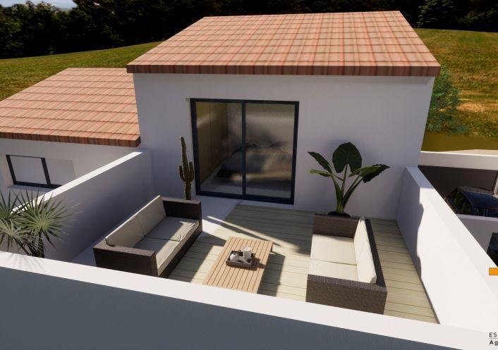 A vendre Maison contemporaine Cabries   Réf 1303364 - Espace en travaux