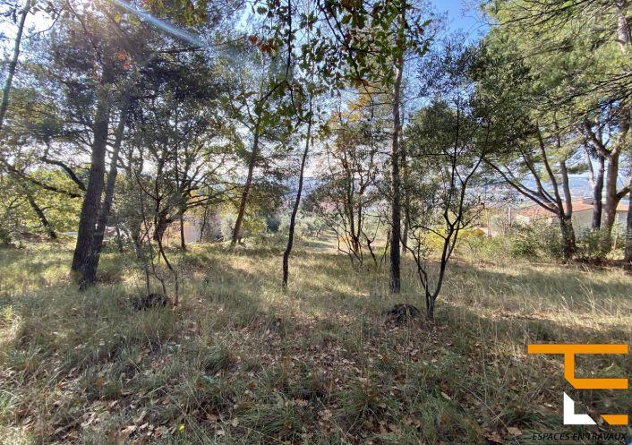 A vendre Terrain constructible Aix En Provence | Réf 1303369 - Espace en travaux