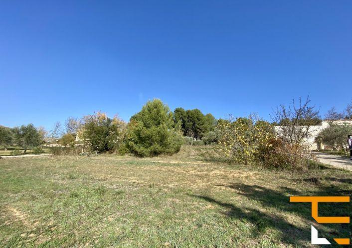 A vendre Terrain constructible Aix En Provence   Réf 1303370 - Espace en travaux