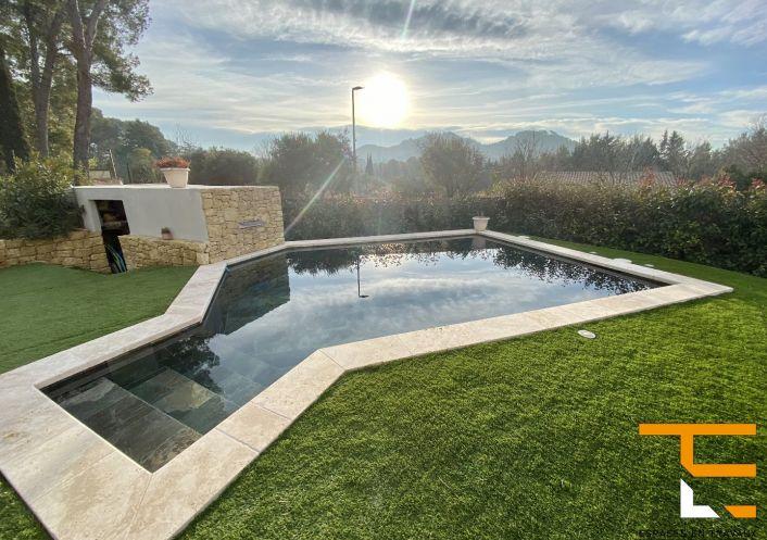 A vendre Maison contemporaine Ventabren | Réf 1303374 - Espace en travaux