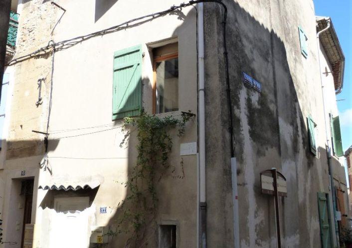 A vendre Maison de village Peyrolles En Provence | Réf 1303394 - Espace en travaux
