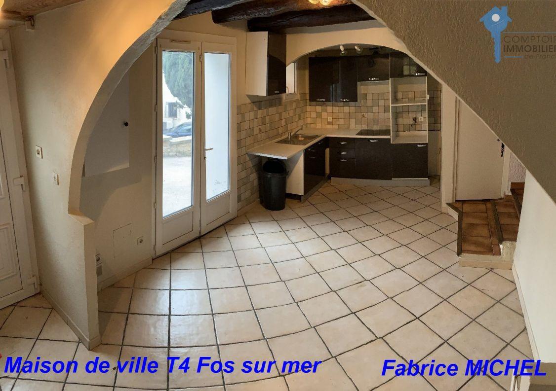 A vendre Fos Sur Mer 1303752469 Comptoir immobilier de france