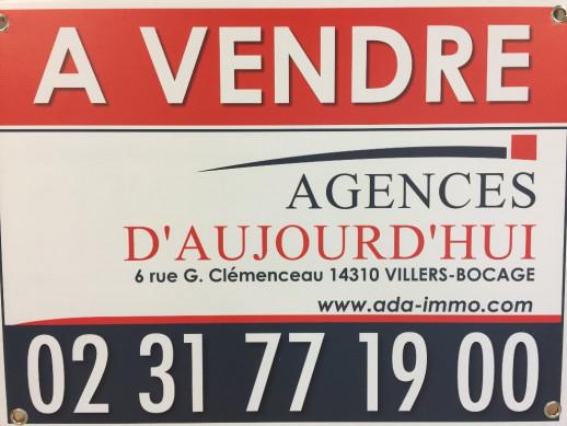 A vendre Villers Bocage 14006942 Agences d'aujourd'hui