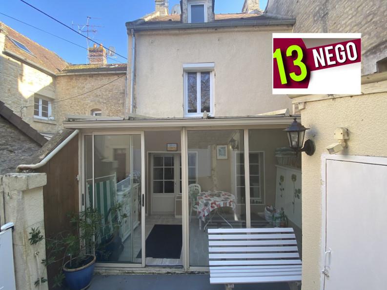 A vendre  Douvres La Delivrande   Réf 140128817 - 13'nego