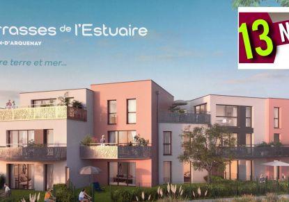 A vendre Appartement neuf Saint Aubin D'arquenay | R�f 140128828 - 13'nego