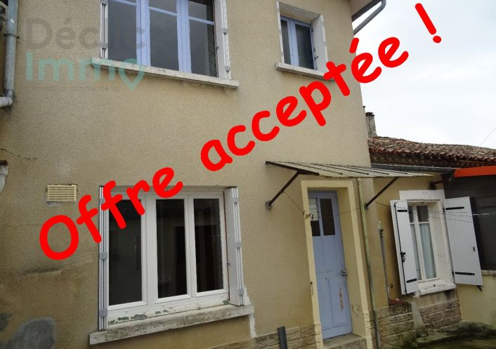 A vendre Maison Champniers   Réf 1600614176 - Déclic immo 17