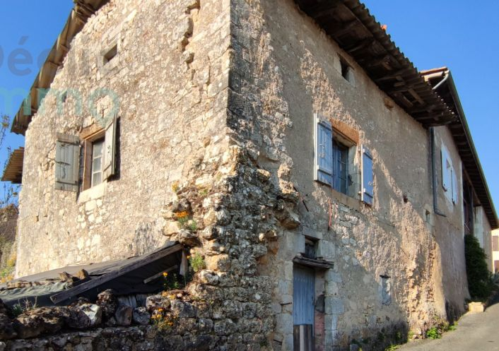A vendre Maison à rénover Montbron | Réf 1600614378 - Déclic immo 17