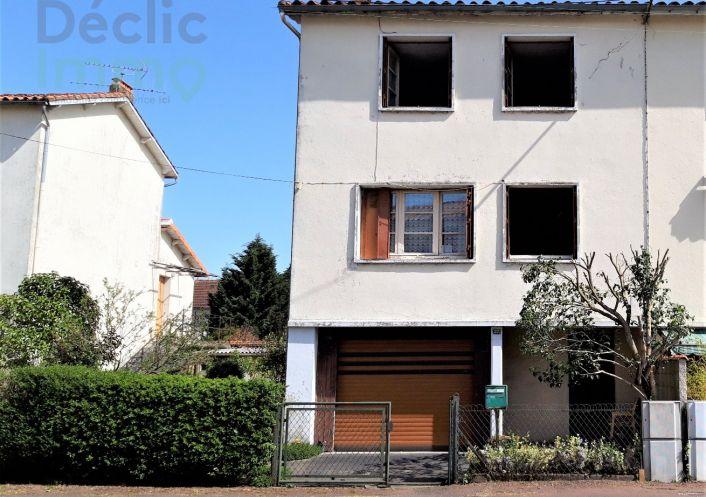 A vendre Maison La Rochefoucauld | Réf 1600614441 - Déclic immo 17