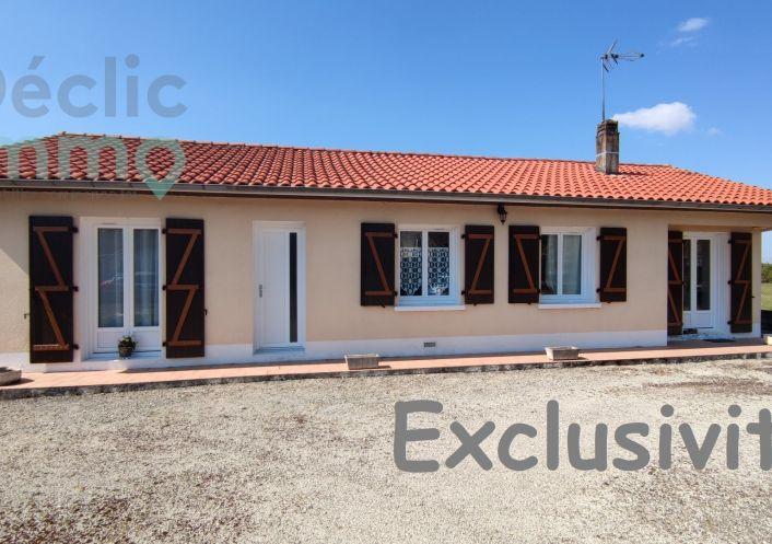 A vendre Maison La Rochefoucauld   Réf 1600614456 - Déclic immo 17