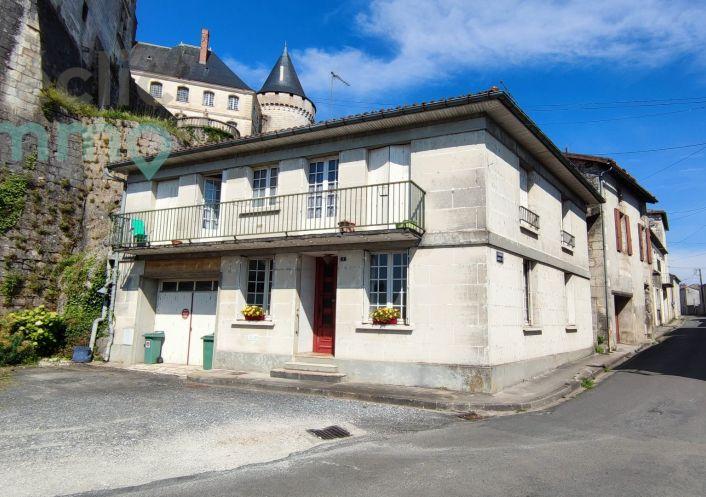 A vendre Maison La Rochefoucauld | Réf 1600614482 - Déclic immo 17