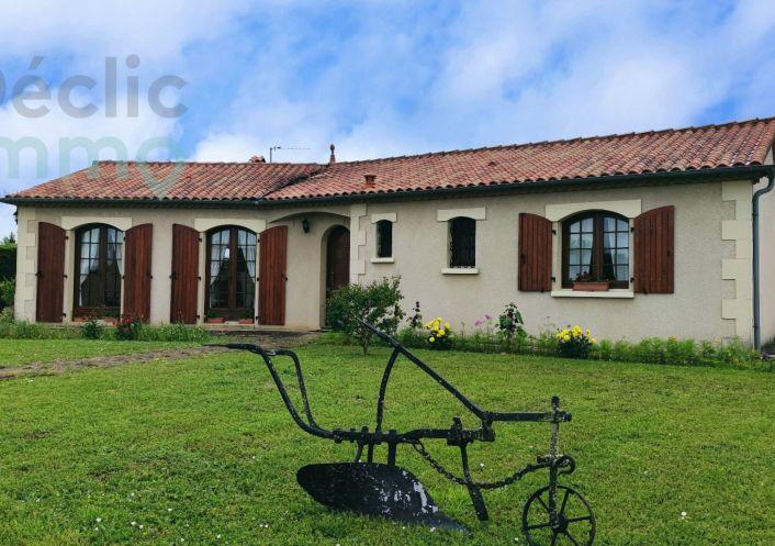 A vendre Maison Saint Angeau | Réf 1600614607 - Déclic immo 17
