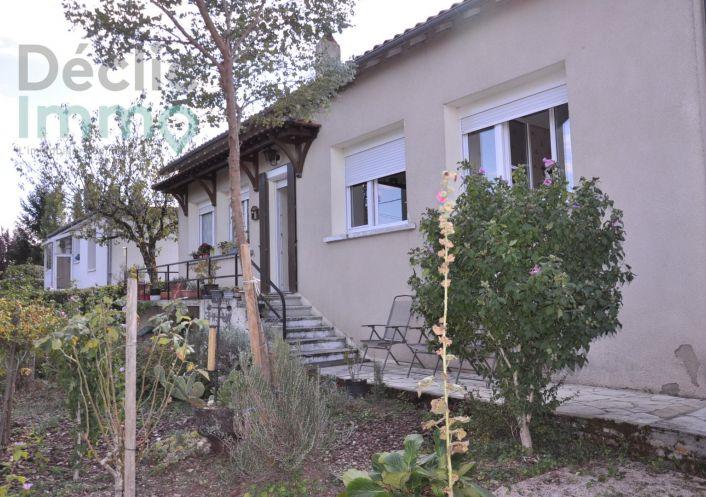 A vendre Maison Ruffec   Réf 8600513901 - Déclic immo 17