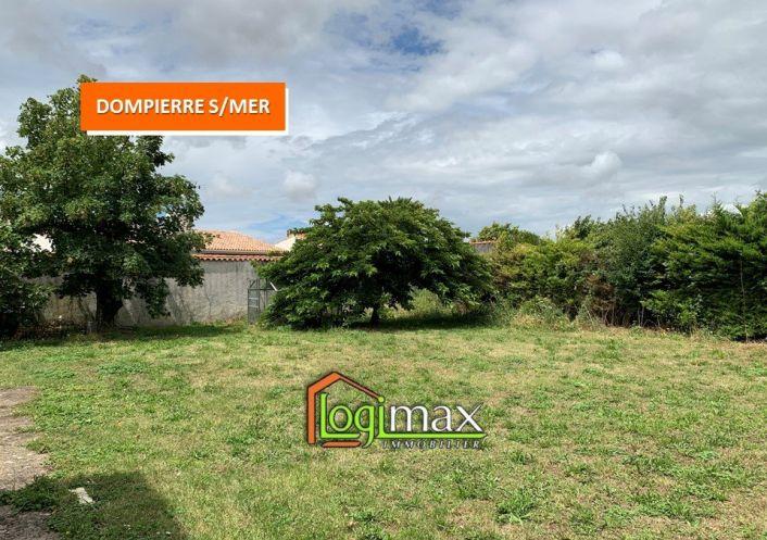 A vendre Terrain Dompierre Sur Mer | Réf 170036986 - Logimax