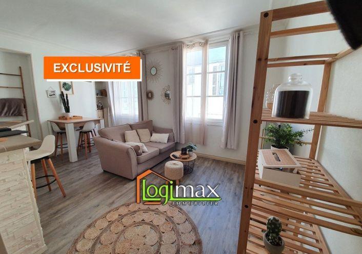 A vendre Appartement La Rochelle   Réf 170037184 - Logimax