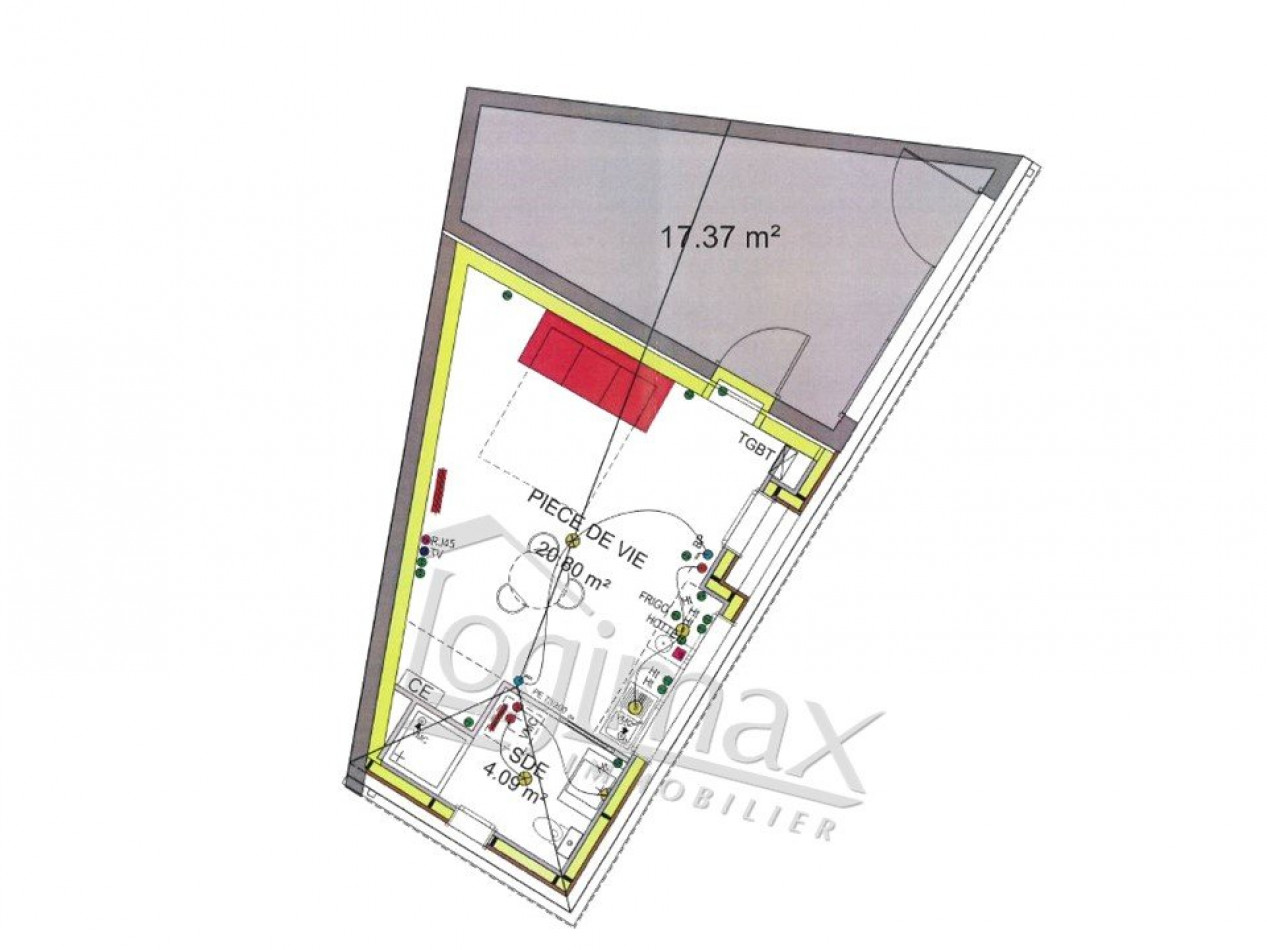 A vendre  La Rochelle | Réf 170037333 - Logimax