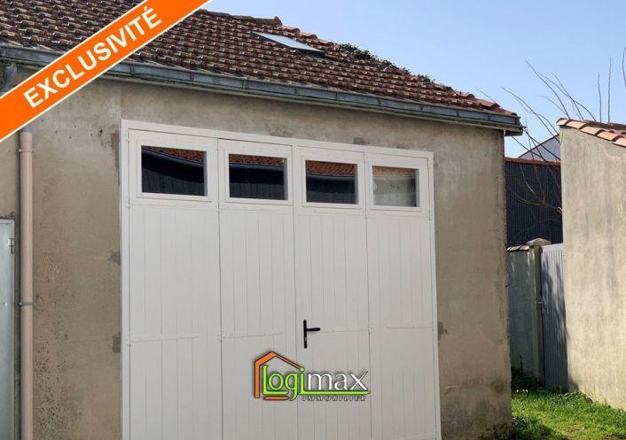 A vendre Garage La Rochelle | Réf 170037390 - Logimax