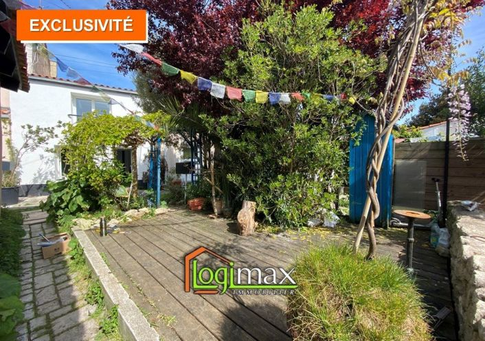 A vendre Maison La Rochelle   Réf 170037436 - Logimax