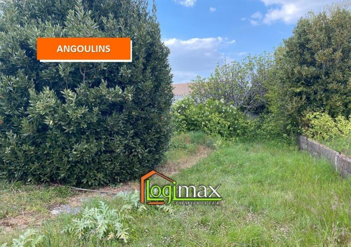 A vendre Terrain Angoulins | Réf 170037443 - Logimax