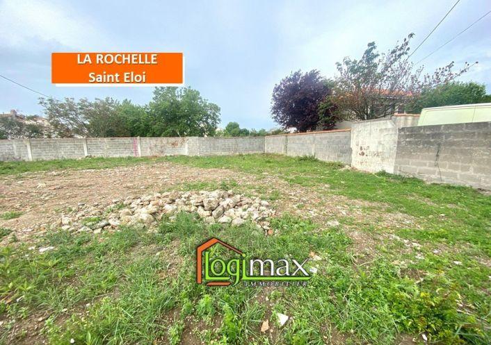 A vendre Terrain La Rochelle   R�f 170037470 - Logimax