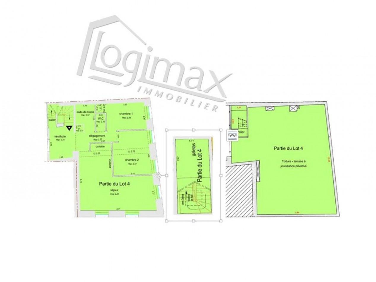 A vendre  La Rochelle   Réf 170037484 - Logimax