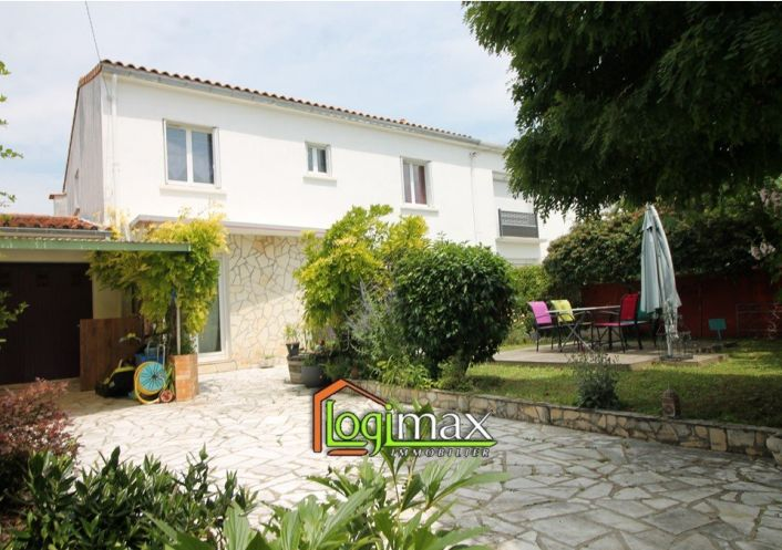 A vendre Maison La Rochelle   Réf 170037507 - Logimax