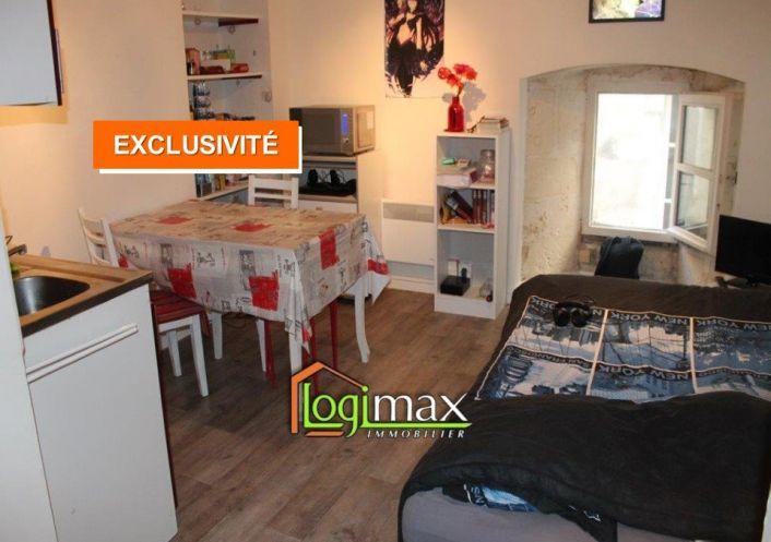A vendre Studio La Rochelle   Réf 170037509 - Logimax