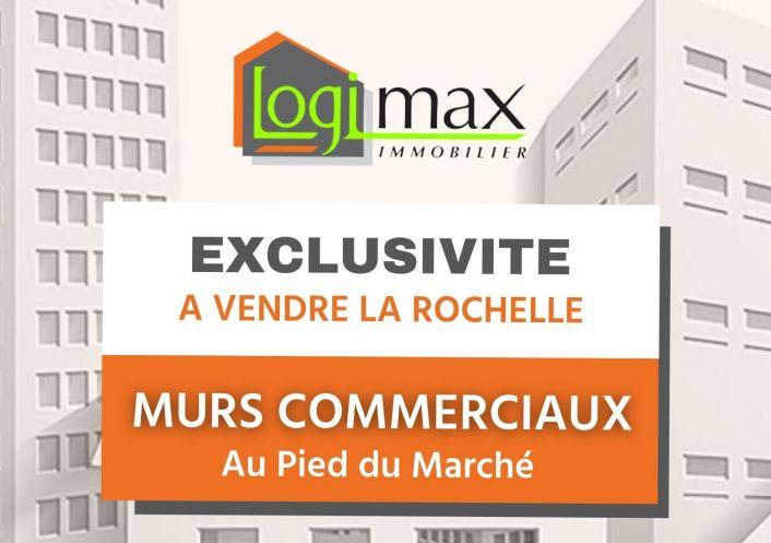 A vendre Local commercial La Rochelle   Réf 170037556 - Logimax
