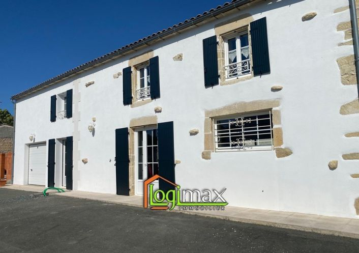 A vendre Maison Saint Medard D'aunis | Réf 170037576 - Logimax