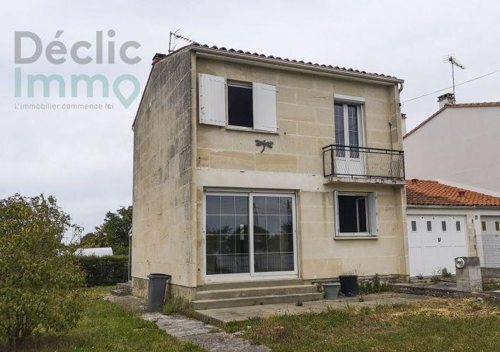 A vendre Maison Saint Jean D'angely | Réf 1700613356 - Déclic immo 17