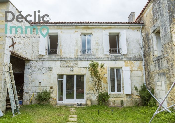 A vendre Maison Burie   Réf 170061359 - Déclic immo 17