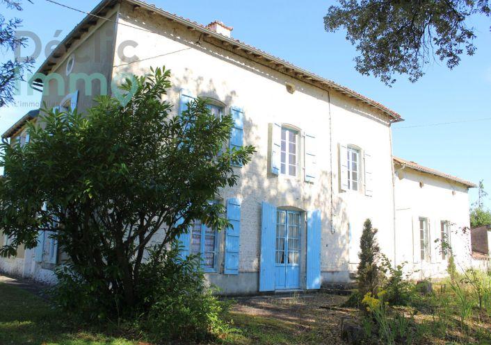 A vendre Maison bourgeoise Le Vert | Réf 1700613760 - Déclic immo 17