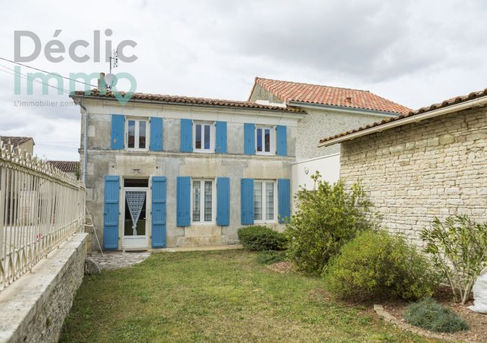 A vendre Maison Saint Jean D'angely | Réf 1700613813 - Déclic immo 17