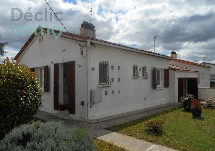 A vendre Pavillon Gemozac | Réf 1700613821 - Déclic immo 17