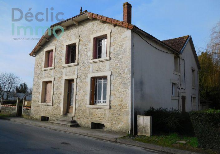 A vendre Maison Taugon   Réf 1700614224 - Déclic immo 17