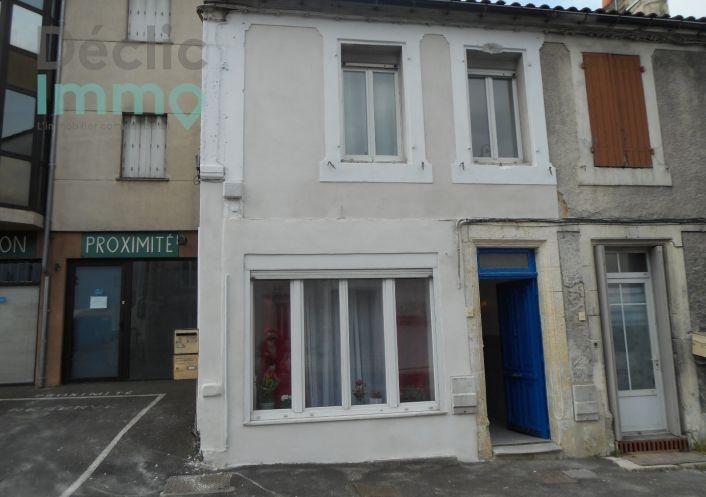 A vendre Maison de ville Soyaux | Réf 1700614419 - Déclic immo 17