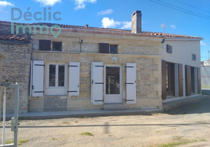 A vendre Maison Saint Jean D'angely | Réf 1700614520 - Déclic immo 17