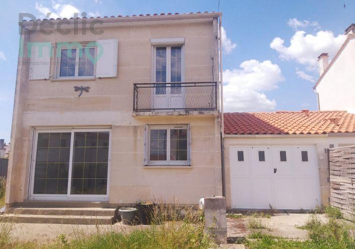 A vendre Maison Saint Jean D'angely   Réf 1700614530 - Déclic immo 17
