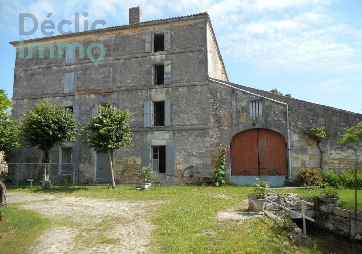 A vendre Moulin La Vallee | Réf 1700614629 - Déclic immo 17