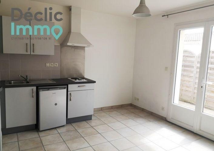 A vendre Appartement en rez de jardin La Rochelle | Réf 1700614670 - Déclic immo 17