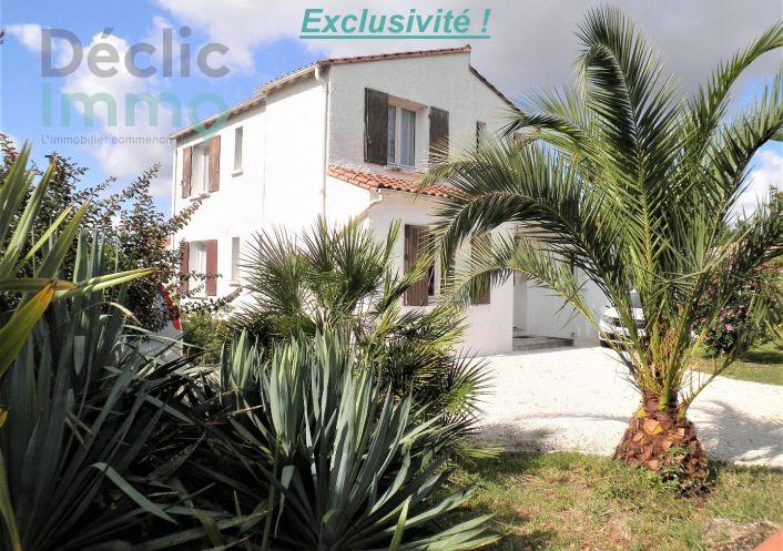 A vendre Maison individuelle Saujon   Réf 1700614678 - Déclic immo 17